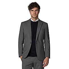 Racing Green - Grey jaspe tailored suit