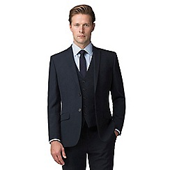 The Collection - Navy tailored fit jacket