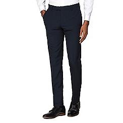 Red Herring - Navy slim fit trousers