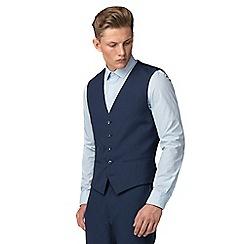 Red Herring - Sapphire slim fit waistcoat