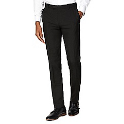 Red Herring - Black slim fit trousers