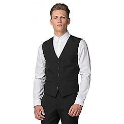 Red Herring - Black waistcoat