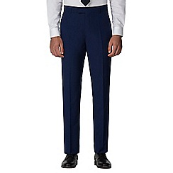 Occasions - Bright blue tailored fit trouser