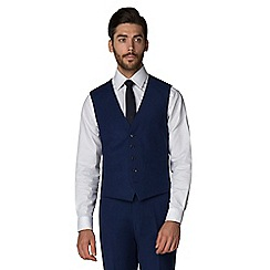 Occasions - Bright blue waistcoat