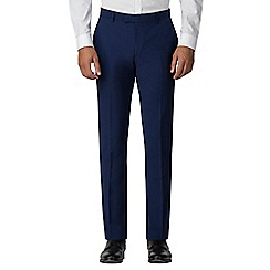 Occasions - Bright blue slim fit trouser