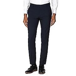 Red Herring - Navy skinny fit trousers