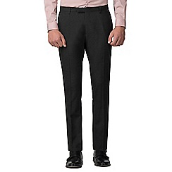 Red Herring - Charcoal skinny fit trousers