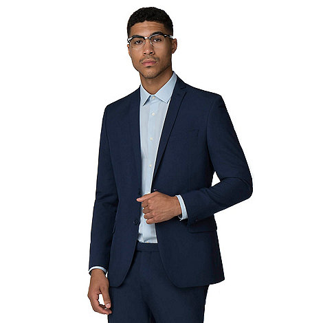 Red Herring - Sapphire skinny fit suit
