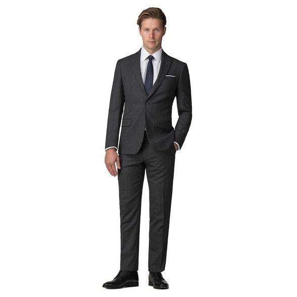 check trouser J by Grey jaspe Jasper Conran tailored zqzw81