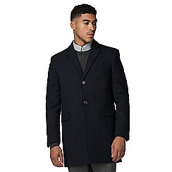 Red Herring - Blue melange overcoat
