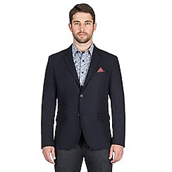 Jeff Banks - Navy twill blazer