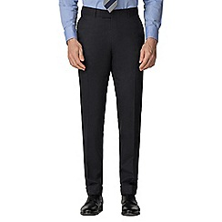 Hammond & Co. by Patrick Grant - Charcoal flannel trousers