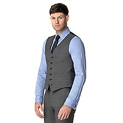 Hammond & Co. by Patrick Grant - Grey textured waistcoat