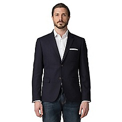 Jeff Banks - Navy barathea blazer