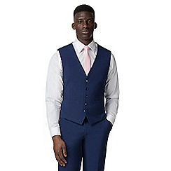 Occasions - Blue plain vest