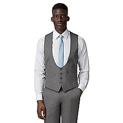 Occasions - Grey plain scoop vest