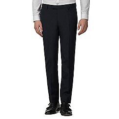 Red Herring - Navy dresswear slim fit trousers