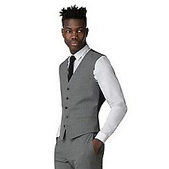 Red Herring - Summer grey check vest