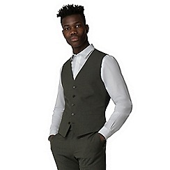 Ben Sherman - Sage green tonic vest