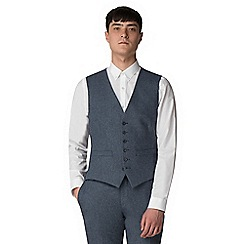 Racing Green - Airforce Donegal waistcoat