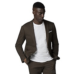 Racing Green - Khaki Cotton Jacket