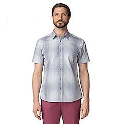 Jeff Banks - Multi check shirt