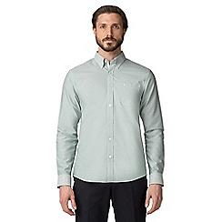 Jeff Banks - Green Oxford shirt