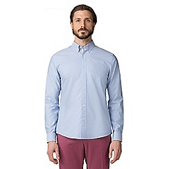 Jeff Banks - Light blue oxford shirt