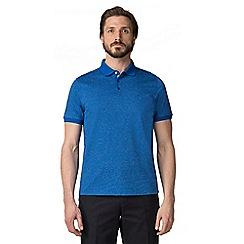 Jeff Banks - Blue Shadow polo shirt