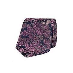 Stvdio by Jeff Banks - Pink graduated floral tie