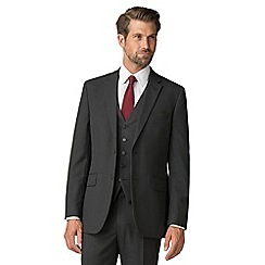 Racing Green - Charcoal tailored jacket