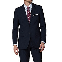 Racing Green - Navy regular fit jacket