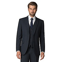 Racing Green - Navy tailored jacket