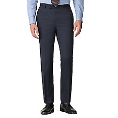 Hammond & Co. by Patrick Grant - Navy Flannel Tailored trousers