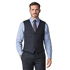 Hammond & Co. by Patrick Grant - Navy flannel waistcoat