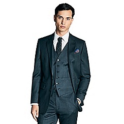 Hammond & Co. by Patrick Grant - Charcoal Flannel Tailored Jacket