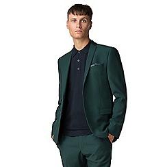 Ben Sherman - Deep teal skinny jacket