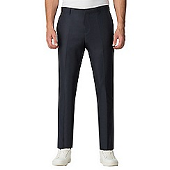 Jeff Banks - Jeff Banks cotton suit trousers