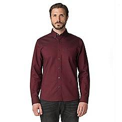 Jeff Banks - Berry Oxford shirt