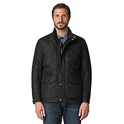 Jeff Banks - Jeff banks black driver jacket
