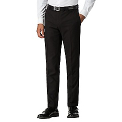 Shelby & Sons - Jedburgh black trousers