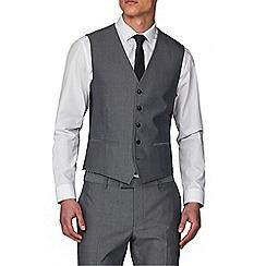 Red Herring - Light Grey Tonic Waistcoat