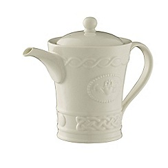 Belleek Living - Claddagh beverage pot