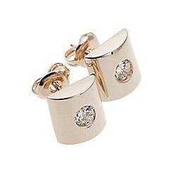 Belleek Living - Aurous Rose Earrings