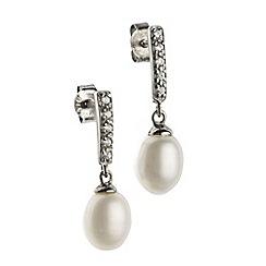Belleek Living - Pearl Droplet Earrings
