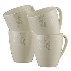 Belleek Living - Evermore 4 mugs set