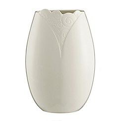 Belleek Living - Swirl 8' vase