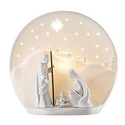 Belleek Living - Nativity luminaire
