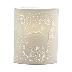 Belleek Living - Reindeer luminaire lamp