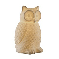 Belleek Living - Wise owl luminaire